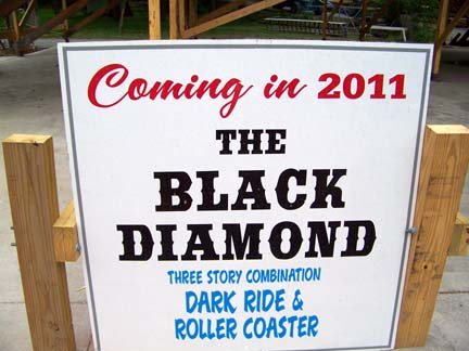 Black Diamond Sign