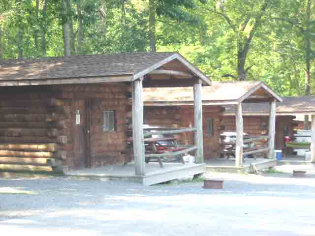 Knoebels Campground Cabins