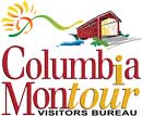 Columbia Visitors Bureau Logo