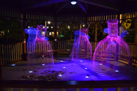 Knoebels Dancing Ghosts