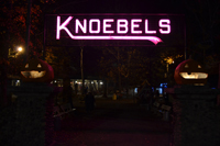 Entrance to Knoebels