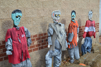Ghouls by the Store
