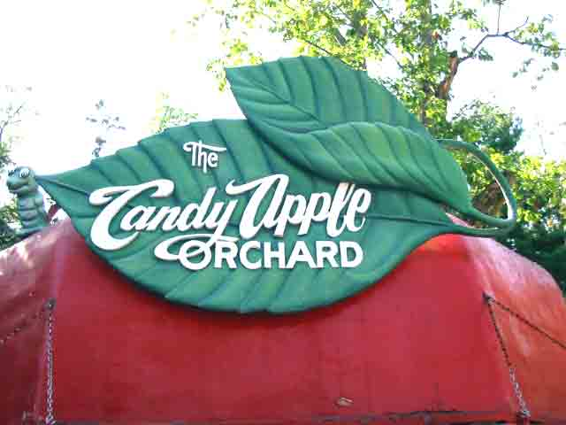 Candy Apple Orchard