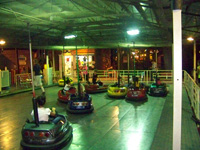 kiddy bumper cars