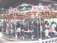 Small Kiddie Carousel
